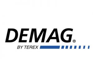 demag logo for terex cranes